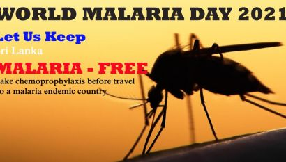 World Malaria Day 2021